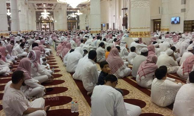 برنامج مقترح للأئمة والخطباء في رمضان
