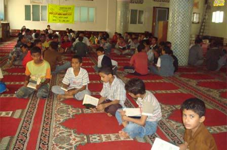 دور المربي في رمضان
