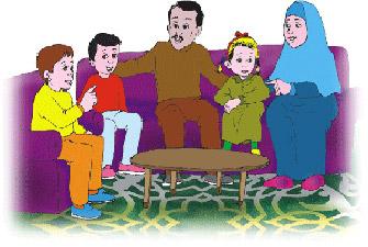 دعوة الأسرة