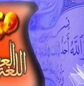 اللغة العربية وأهميتها لبناء مجتمع قوي