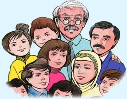 الأسرة هي نواة المجتمع المسلم