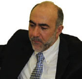 أسامة الجمال رئيس منظمة العلاقات العامة