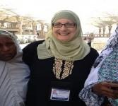رحلة الفرح.. أول حج لأمريكية اعتنقت الإسلام
