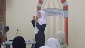 داعية في مسجد