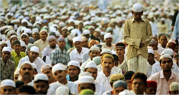 مسلمون هنود