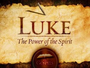 إنجيل لوقا
