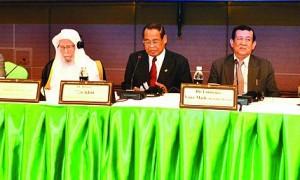 """""""الإسلام ورسالة السلام والتسامح"""" في ندوة بكمبوديا"""