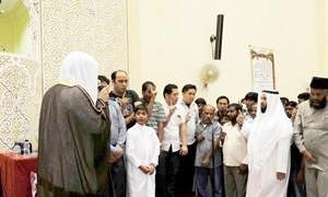 الكويت.. إسلام 34 شخصا في الأسبوع الأول من إبريل 2015