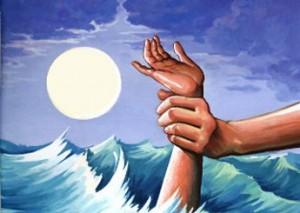 الدعوة الفردية - إنقاذ غريق