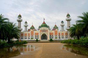 المسجد الكبير في محافظة فطاني
