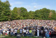 المسلمون حول العالم يحتفلون بعيد الأضحى المبارك