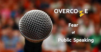 Overcome Fear of Public Speaking How To Conquer Public Speaking Fear