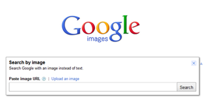 Now you can use an image instead of words to start your Google search.