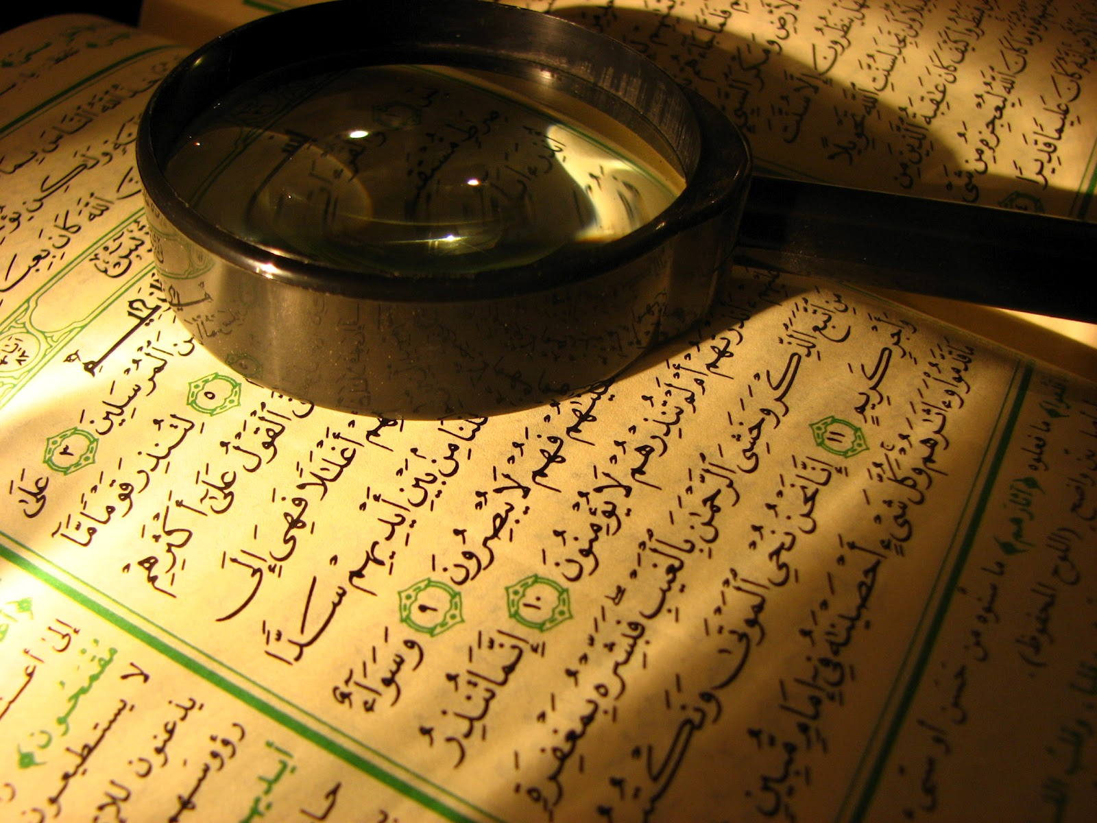 How many non-Muslims have you talked to about Islam? What effort have you ever made to clear up misconceptions about Islam? If not actually just added to it?