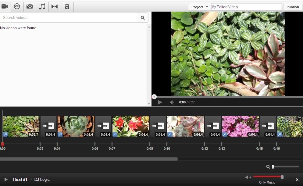 Follow these steps to learn how to add a photo slideshow to YouTube.