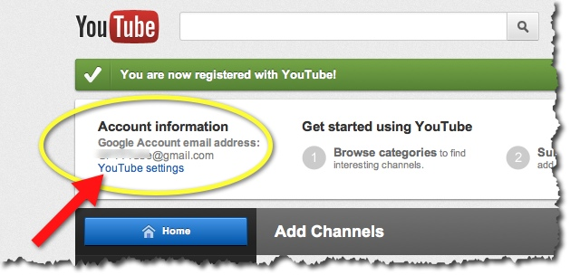 Learn how to link your YouTube channel with your Google plus page