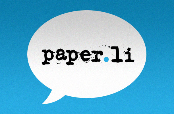 What is Paper.li? Have you heard about it before? Why might I need to use it, and how?