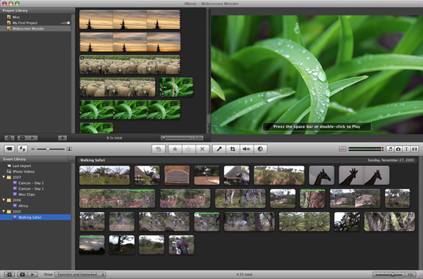 If you haven't heard about Apple iMovie yet, and accordingly how to edit a video on Apple's smart app, this class covers all the basics of video editing with the brand new version of Apple's iMovie. We cover how to import your footage, add transitions, sound effects, background music, colour correction and stabilization, and much more! […]