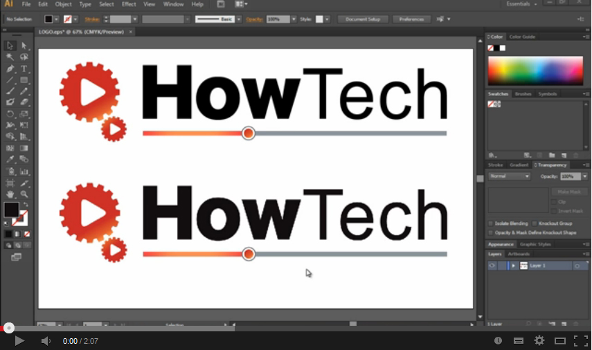 What is a vector image? And how is it different from a rasterized image? Here's the answer to these questions as illustrated in the video Your… Step 1: Introducing Vector Images In the screenshot below, we have two images on the canvas. Notice that we have made a selection of both the objects and that […]