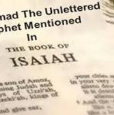 Prophecies of Prophet Muhammad in the Bible