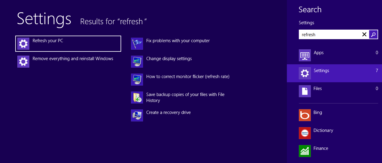 In this tutorial you will learn how to restore default settings in Windows 8. We will use Windows 8.1 version for demonstration. Life online is sometimes superior to real life in a way only dedicated computer users can understand. If you've really messed with your Windows 8 interface, you can restore most of the damage […]