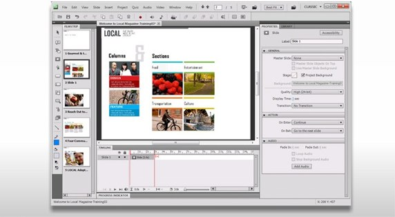 Picture Perfect Video in Adobe Captivate