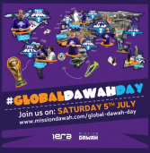 Global Da`wah Day: Be Part of the Message