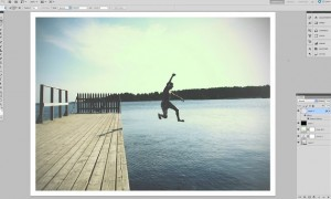Instagram Effects in Photoshop
