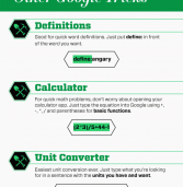 Get More out of Google (Infographic)