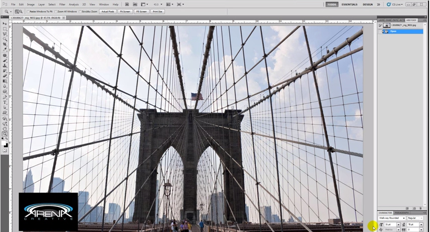 Do you know that you can convert a photo to black and white in Photoshop in just 30 seconds?