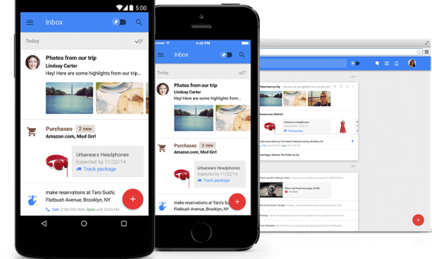 Another day, another email app designed to free you from email overload. Google's new Gmail Inbox App is a step in the right direction