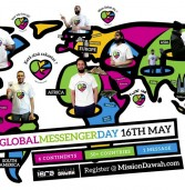 Global Messenger Day: Share the Message…Show Your Love