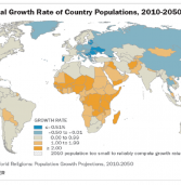 BBC News: Islam Is the World's Fastest Growing Religion