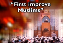 Should We Give Da`wah to Non-Muslims While Muslims Themselves Are Not Pious