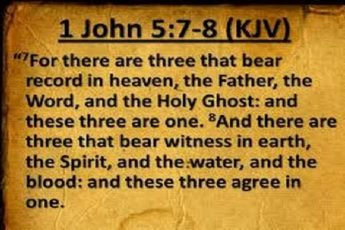 The Trinity: Its Meaning, Origin and History
