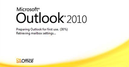 outlook 2010 basics