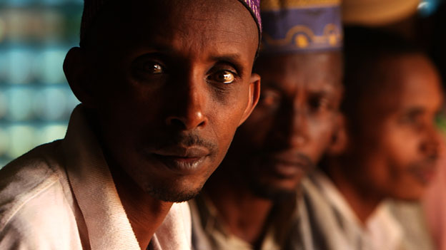Muslims in Central African Republic
