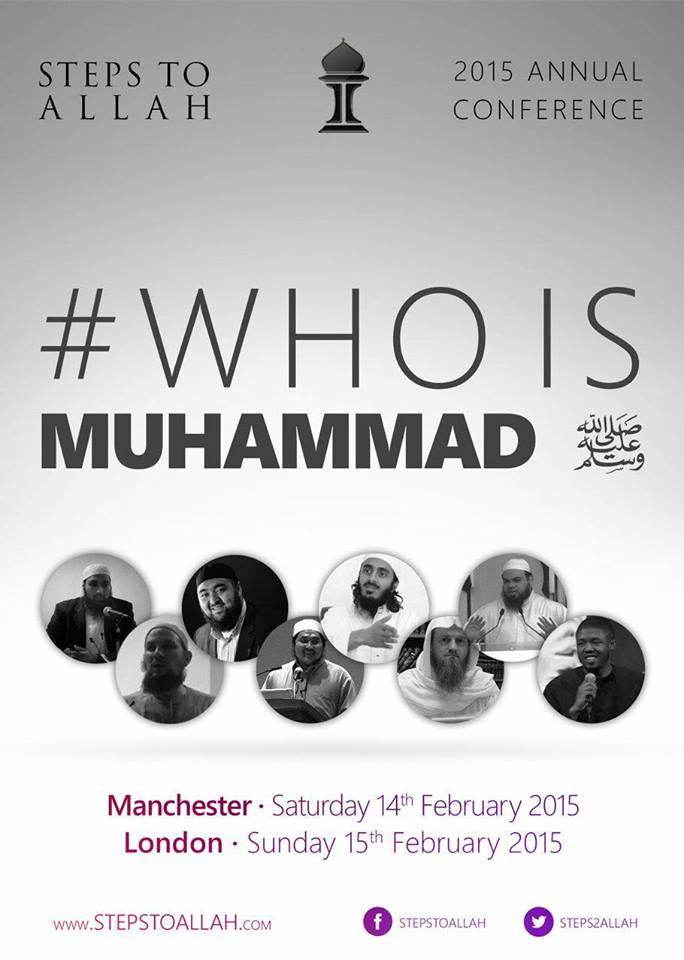 #Who Is Muhammad?