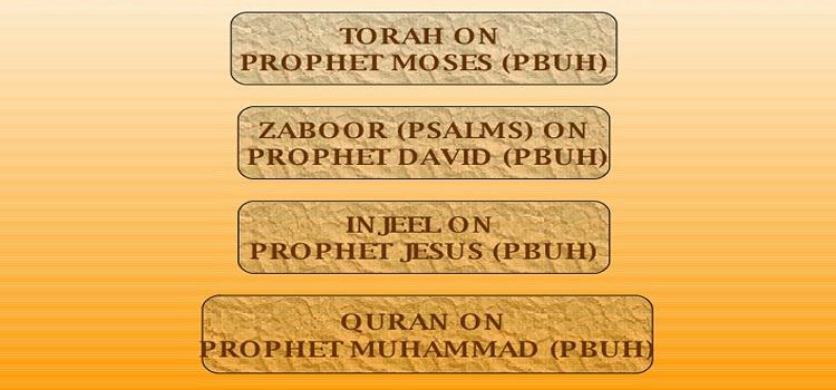 Allah's Books